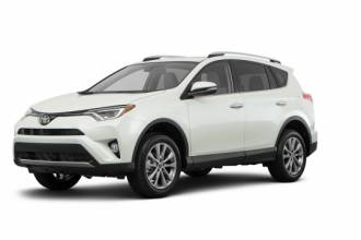 Toyota Lease Takeover in St. Albert: 2018 Toyota Rav4 Limited Automatic AWD ID:#10904