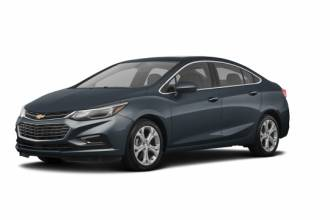 Lease Takeover in Mississauga, ON: 2017 Chevrolet Cruze LT Automatic 2WD