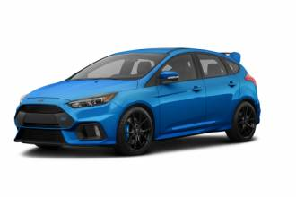 Lease Takeover in Saskatoon, SK: 2017 Ford Focus RS Manual AWD