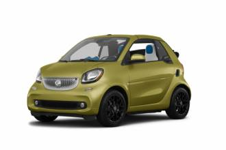 Lease Takeover in Montreal, QC: 2017 Smart ForTwo electric drive Automatic 2WD