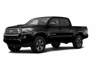 Lease Takeover in Nelson, BC: 2017 Toyota Tacoma TRD 4x4 Off Road Automatic AWD