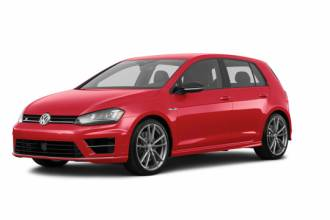 Lease Takeover in St. John's, NL: 2017 Volkswagen Golf R Manual AWD