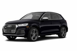 Lease Takeover in Gatineau, QC: 2018 Audi SQ5 Progressiv Automatic AWD ID:#4162