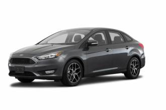 Lease Takeover in London, ON: 2018 Ford Focus SEL Automatic 2WD