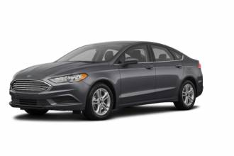 Lease Takeover in Markham, ON: 2018 Ford Fusion SE Automatic 2WD
