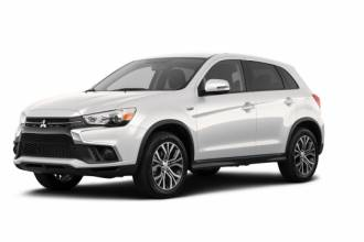 Lease Takeover in Richmond Hill, ON: 2018 Mitsubishi RVR GT CVT AWD ID:#4178