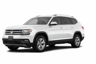 Lease Takeover in Richmond Hill ON: 2018 Volkswagen Atlas Highline Automatic AWD
