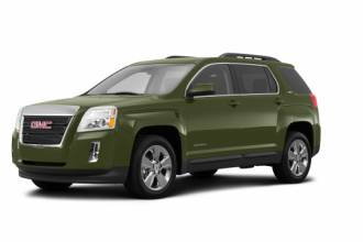 Lease Takeover in Victoria, BC: 2015 GMC Terrain SLT1 Automatic AWD