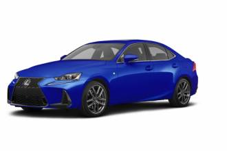 Lease Transfer Lexus Lease Takeover in Waterloo: 2019 Lexus IS350 F SPORT 3 Automatic AWD