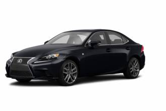 Lexus Lease Takeover in Montreal, QC: 2015 Lexus Is 250 Automatic AWD
