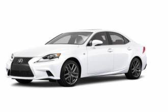 Lexus Lease Takeover in Vancouver : 2017 Lexus IS200t F sport Automatic 2WD