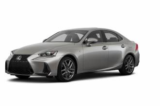 Lexus Lease Takeover in Vancouver, BC: 2017 Lexus IS300 Automatic AWD