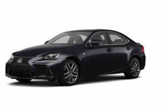 Lexus Lease Takeover in Toronto, ON: 2017 Lexus IS 300 F-Sport Automatic AWD