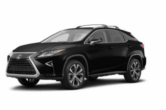 Lexus Lease Takeover in Calgary, AB: 2017 Lexus RX 350 Automatic AWD