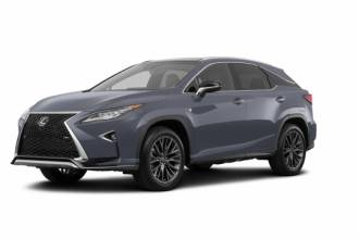Lexus Lease Takeover in Toronto, ON: 2017 Lexus RX350 F Sport Series 2 Automatic AWD