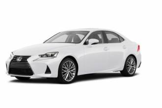 Lease Transfer Lexus Lease Takeover in Calgary, AB: 2018 Lexus IS 300 Automatic AWD