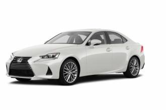 Lexus Lease Takeover in North York, ON: 2018 Lexus IS 300 AWD Automatic AWD