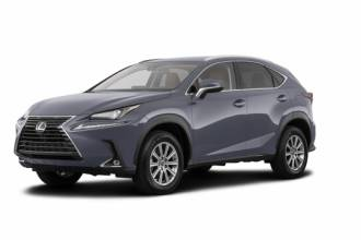 Lexus Lease Takeover in Etobicoke, ON: 2018 Lexus NX 300 Automatic AWD