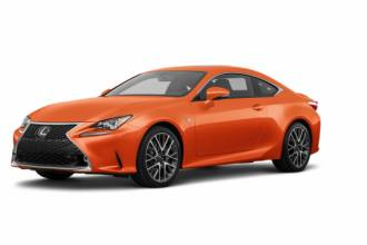 Lexus Lease Takeover in Pickering, ON: 2018 Lexus RC 350 F-SPORT Automatic AWD