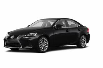 Lexus Lease Takeover in Vancouver, BC: 2019 Lexus IS 300 Blackline Edition Automatic AWD