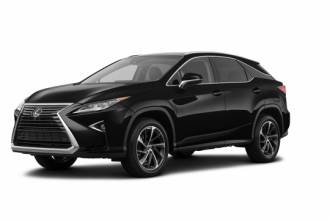 Lexus Lease Takeover in Montreal, QC: 2019 Lexus RX350 Automatic AWD