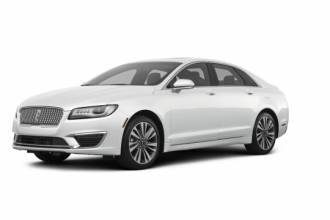 Lincoln Lease Takeover in Calgary, AB: 2017 Lincoln MKZ Automatic AWD