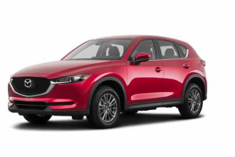 Mazda Lease Takeover in Winnipeg, MB: 2018 Mazda CX-5 Automatic AWD