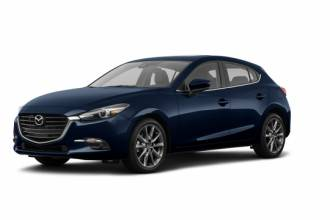 Mazda Lease Takeover in Oakville, ON: 2018 Mazda Mazda3 GT Automatic 2WD
