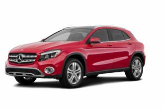 Mercedes-Benz Lease Takeover in Calgary: 2018 Mercedes-Benz GLA 250 Automatic AWD ID:#9969