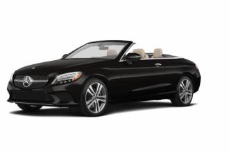 Mercedes-Benz Lease Takeover in Vancouver: 2019 Mercedes-Benz C300 Convertible Automatic AWD ID:#9687