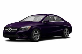 Mercedes-Benz Lease Takeover in Edmonton, AB: 2014 Mercedes-Benz CLA 250 Automatic 2WD