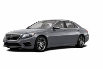 Mercedes-Benz Lease Takeover in Montreal, QC: 2017 Mercedes-Benz S 550 4MATIC LWB Automatic AWD