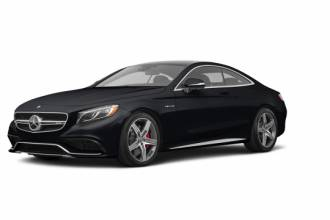 Mercedes-Benz Lease Takeover in Maple Ridge, BC: 2016 Mercedes-Benz S63 AMG Coupe Automatic