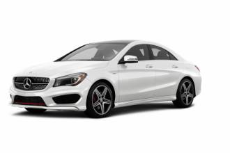 Mercedes-Benz Lease Takeover in Laval, QC: 2016 Mercedes-Benz CLA 250 Automatic AWD