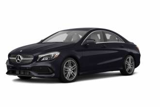 Mercedes-Benz Lease Takeover in Montreal, QC: 2017 Mercedes-Benz CLA250 Automatic AWD