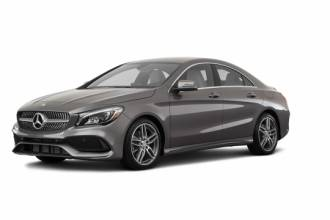 Lease Transfer Mercedes-Benz Lease Takeover in Coquitlam, BC: 2018 Mercedes-Benz Cla250 Automatic AWD