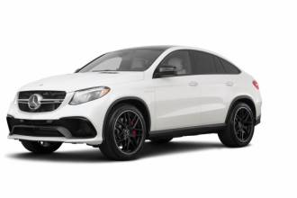 Mercedes-Benz Lease Takeover in Kamloops, BC: 2018 Mercedes-Benz GLC300 4matic Coupe Automatic AWD