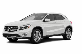 Mercedes-Benz Lease Takeover in Newmarket, ON: 2019 Mercedes-Benz GLA250 4MATIC Automatic 2WD
