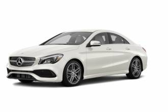 Mercedes-Benz Lease Takeover in Toronto, ON: 2018 Mercedes-Benz CLA250 4MATIC Coupe Automatic AWD