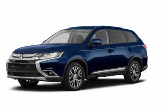 Mitsubishi Lease Takeover in North Vancouver: 2018 Mitsubishi Special Edition Automatic AWD