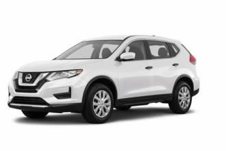 Nissan Lease Takeover in Scarborough: 2017 Nissan Rogue S Automatic 2WD ID:#10259