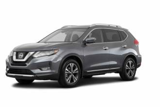 Nissan Lease Takeover in Lorraine: 2017 Nissan Rogue SV Automatic AWD
