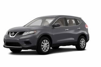 Nissan Lease Takeover in Mississauga, ON: 2015 Nissan Rogue S Automatic 2WD