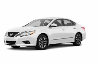 Nissan Lease Takeover in Toronto, ON: 2016 Nissan Altima 2.5 SV Sedan Automatic 2WD