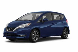 Lease Transfer Nissan Lease Takeover in Winnipeg, MN: 2017 Nissan Micra SV Manual 2WD