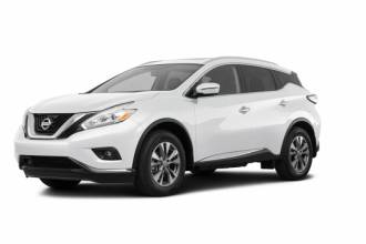 Nissan Lease Takeover in Maple, ON: 2017 Nissan Murano SL Automatic AWD