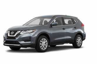 Nissan Lease Takeover in Montreal, QC: 2017 Nissan Rogue S CVT AWD