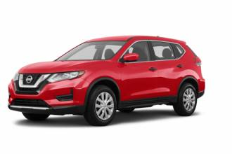 Nissan Lease Takeover in Calgary, AB: 2017 Nissan Rogue SV CVT AWD