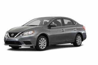 Nissan Lease Takeover in Toronto, ON: 2017 Nissan Sentra SV Automatic 2WD