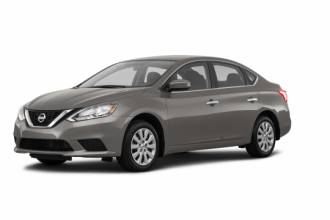 Nissan Lease Takeover in Toronto, ON: 2017 Nissan Sentra SV CVT 2WD